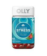 OLLY Goodbye Stress Gummy, 42 Day Supply (84 Gummies), Berry Verbena, GA... - $34.60