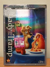 Walt Disney Diamond Edition - Lady and the Trump DVD + Blu Ray Combo, Br... - $99.95