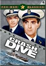 Crash Dive - DVD ( Ex Cond.) - $8.80