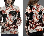 My chemical romance hoodie fullprint for women thumb155 crop