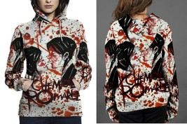 My Chemical Romance HOODIE FULLPRINT FOR WOMEN - $42.99+