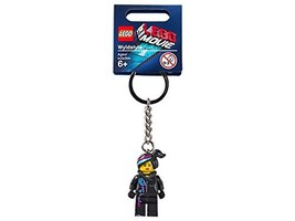 THE LEGO MOVIE Wyldstyle Keychain - $7.99