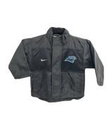 Nike Carolina Panthers Jacket Baby 24M Black NFL Football - $24.74