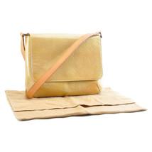LOUIS VUITTON Vernis Thompson Street Shoulder Bag Beige M91008 LV Auth 8644 - $298.00