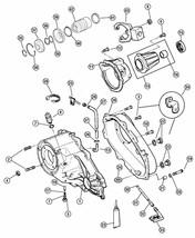 4798123 GENUINE MOPAR AUTOMATIC TRANSMISSION DRIVESHAFT BOOT 04798123 - $34.83