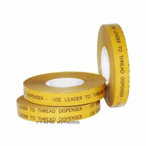 "3 rolls 1/2"" ATG Adhesive Transfer Tape (Fits 3M Gun) Photo Crafts Scrap... - $12.86"