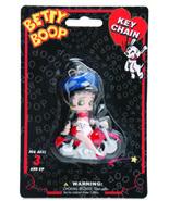 Betty Boop 3D Biker Keychain - $5.50