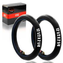 "2 Heavy Duty 12 1/2"" x 2 1/4"" Tire Inner Tube Curved Valve Stem Razor Po... - $16.82"