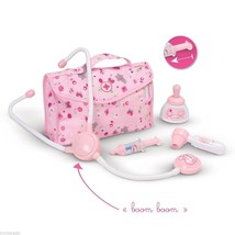 "COROLLE MON PREMIER Baby Doll DOCTOR ACCESSORY Set  (For 12"" doll) W0352-0"