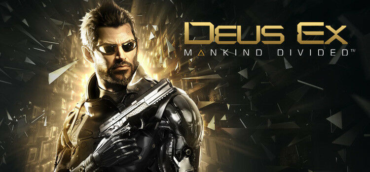 Primary image for Deus Ex Mankind Divided PC Steam Key NEW Download Game Fast Region Free