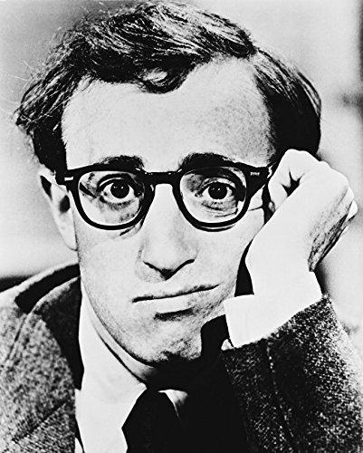 Woody Allen 1960'S Goofy Portrait 16x20 Canvas Giclee