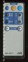 Original JVC Remote Control for  KSFX922R, KWXC55, KWXC66, KWXC777, KWXC... - $23.75