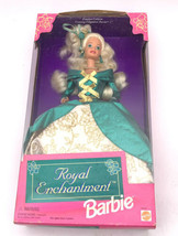 New In Box 1995 Royal Enchantment Barbie Doll - $16.53