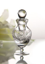 "Brand NEW Marquis by Waterford Perfume Bottle~""Yours Truly""~MIB~Perfect ... - $79.99"