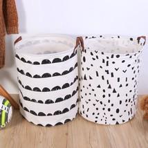 Laundry Storage Bag Foldable Basket Clothes Hamper Laundry Basket Organizer - $8.59+