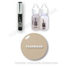 LIP INK Organic  Smearproof Special Edition Lip Kit - Teakwood - $49.90