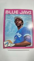 Toronto Blue Jays 1983 Scorebook Magazine Volume 7 Roy Lee Jackson on cover - $5.86