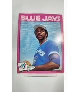 Toronto Blue Jays 1983 Scorebook Magazine Volume 7 Roy Lee Jackson on cover - $7.06