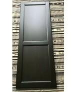 Ikea Laxarby Groß Schrank Speisekammer Tür Schwarz Braun Sektion Küche 61cm - $114.83
