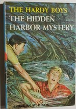 HARDY BOYS The Hidden Harbor Mystery by Franklin W Dixon (c) 1961 G&D HC - $12.86