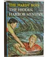 HARDY BOYS The Hidden Harbor Mystery by Franklin W Dixon (c) 1961 G&D HC - $12.86
