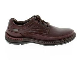 Lace-up shoes CLARKS NATURE T in ebony goretex - Men's Shoes - $199.50