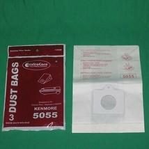9 For Kenmore Style C 20-5055, 50557, 50558 Vacuum Cleaner Bags Bulk Dea... - $10.12