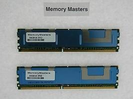 X6381A 4GB 3RD Party 2x2GB PC2-5300 DDR2-667 1.8 F/B Memory for SunFire x4450