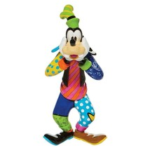 Goofy Disney Britto Large Figurine Multicolor 10 in High Resin Gift Boxed image 1