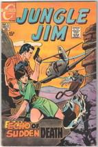 Jungle Jim Comic Book #26, Charlton Comics 1969 FINE+ - $11.64