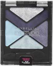 Maybelline New York Eye Studio Color Explosion Luminizing Eyeshadow Blue... - $22.00