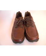 Mens Cole Haan Country N*ke Air Leather Upper Burgandy Shoes Size 9.5M - $44.99