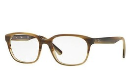 7c9276886c Authentic Ray Ban Eyeglasses RB5340 5542 51MM Brown Frames RX-ABLE -  49.49