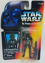 Star Wars The Power of the Force TIE FIGHTER PILOT Figure - NEW Kenner R... - $17.95