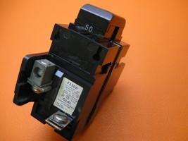 Used 50 Amp Pushmatic ITE Bulldog GOULD Siemens Double or 2 Pole Breaker P250 - $46.98
