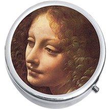 Renaissance Art Medicine Vitamin Compact Pill Box - $9.78