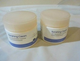 Avon Solutions Banishing Cream Skin Discoloration Improver (LOT OF TWO) - $7.68