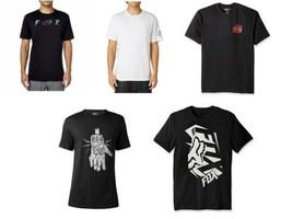 FOX Racing Men's Tee Shirt Regular Fit Short Sleeve Crew Neck T-Shirt Group #2