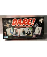 DARE Board Game Parker Brothers Vintage 1988 - Great DARING Adult Party ... - $12.94