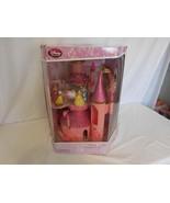 Disney Princess Deluxe Castle Playset Cinderella Belle Ariel Jasmine Aur... - $198.02