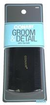 Conair Groom & Datail 3 1/2 Inch Extra-Fine Teeth Comb - $5.44