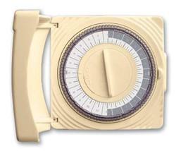 Westek TM07DTB Decorative Indoor Daily Segment Timer, Butter - $14.92