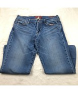 Lucky Brand Women's Sweet n Crop Medium Wash Jeans Size 10/30 - $15.44