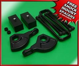 """Fits 1987-2004 Dodge Dakota Lift Kit w/ Steel 1-3"""" Front + 2"""" Rear Bille... - $140.00"""