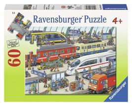 Ravensburger Railway Station Puzzle 60-Piece - $14.40