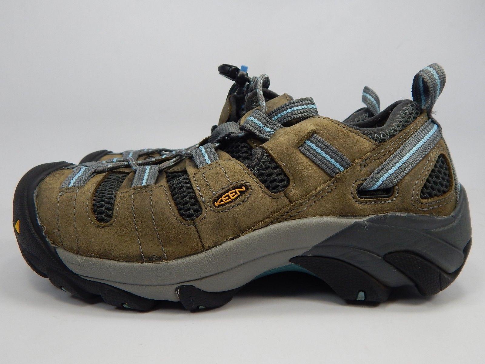 Keen Atlanta Cool ESD Size US 8 D (W) WIDE EU 38.5 Women's Steel Toe Work Shoes