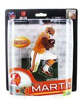 Doug Martin Tampa Bay Buccaneers McFarlane Action Figure NIB NFL Collector Club - $29.69