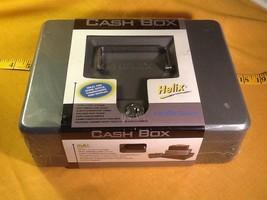 "NIP Helix #27013 Cash Box Homesafe 10"" Mercury - $32.85"