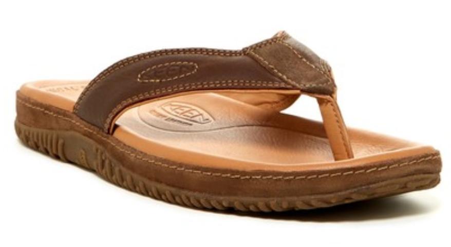 Keen Hilo Flip Misura USA 13 M (D) Eu 47 Uomo Slide Sandali Casual Shoes 1012824