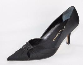 Nina Femmes Chaussures Classique Noir Talon Moyen Parkle's Taille 6.5 M - $16.61